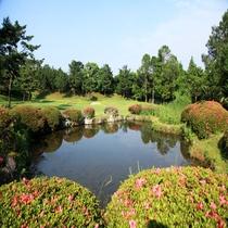 【風景】のんびり景色を楽しめる環境です。