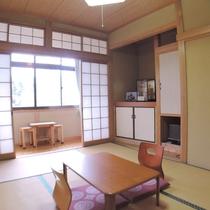 *【本館和室一例】落ち着いた雰囲気のお部屋