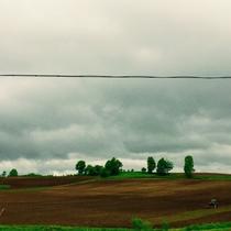 近郊の風景