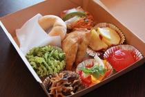 9sense vege box(ディナー弁当)