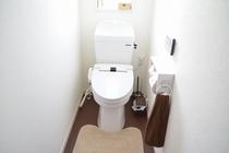 チョコレートハウス 普通のトイレ ウォシュレット