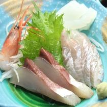 地魚つくしプランの一例