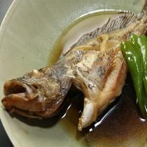 旬の煮魚料理