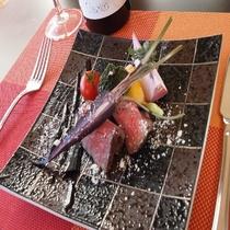 新鮮な野菜だからこそ美味しくお客様のテーブルまで旨みを落とさずご提供♪