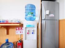 【共同設備】ウォーターサーバー・冷蔵庫