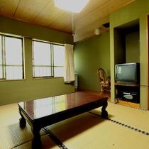 【お部屋】6畳和室