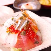 【食事】海鮮丼
