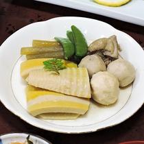 *【夕食一例】栄養バランスを考えた日替わりメニュー!