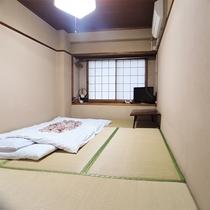 *【和室一例】畳のお部屋でゆっくりとお寛ぎください。