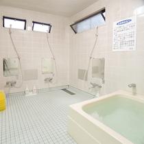 *(男性大浴場)空いていれば貸切でご利用いただけます。