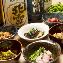 【フォレストカフェ『ウブド』 有料メニュー】和惣菜