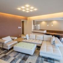 【海】こだわりの家具と贅沢なひと時をお楽しみください
