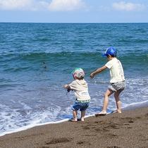 *海水浴はもちろん皆さまに海を楽しんでいただけるようレンタルやアクティビティをご用意しております。