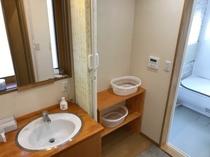 お風呂2階洗面