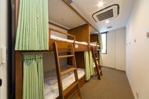 ゲストルーム・2段ベッド・4名利用