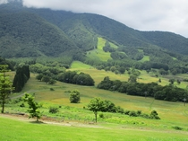 盛夏の黒姫高原