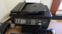 Printer, fax, copier