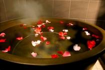 信楽焼の浴槽