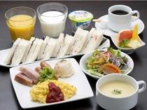 洋朝食ーWestern-styleー