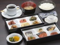 おすすめ朝食♪和定食ーJapanese-styleー