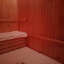 1階 男性大浴場 サウナ内1