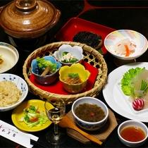 *マクロビオティック料理一例/玄米菜食を基本とした健康食事法を是非お試しください。