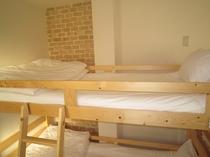 2段ベッド客室