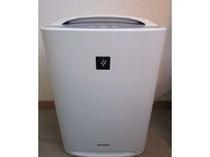 加湿機能付空気清浄機(全室設置致しております。)