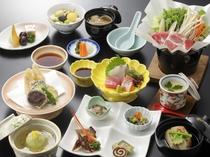 宴会料理例(会席料理)
