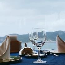 海が見えるレストランソレイユ