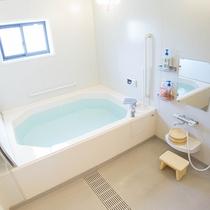 *【お風呂】洗い場は2箇所ございます。