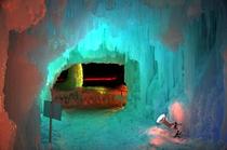 氷爆トンネル