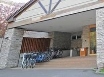 【貸自転車】希望時はフロントまでどうぞ(1日1000円)