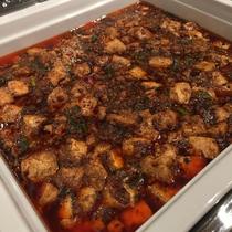 中華ビュッフェ(料理例)