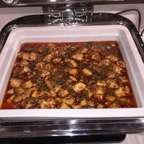【夕食例】中華ビュッフェ(料理例)