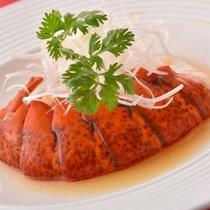 【夕食例】中華料理長の特選メニュー