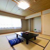安らぎの空間 湯ったり和室一例