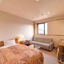 *【部屋/シングル】全室無線LANインターネット接続無料とシャワートイレ完備しております。