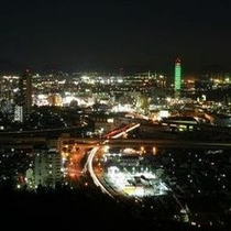 ◎【サン・アンジェリーナ:夜景】お車で10分