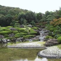 【玉翠園】島根・足立美術館の作庭で有名な中根金作氏の造園