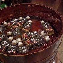 糸魚川名物【バタバタ茶】を気軽にペットボトルで♪