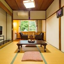 【山側・和室6畳】バストイレ共同★一例