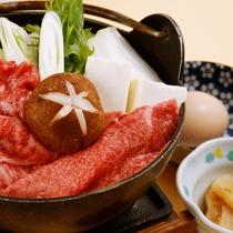 牛鍋ご飯セット