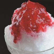 神戸ウォーターのカキ氷