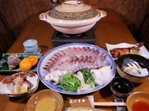 佐田岬海鮮活シャブプラン