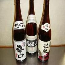 ◆夕食 秋田名産地酒◆