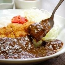 ◆夕食 オリジナルカリー◆