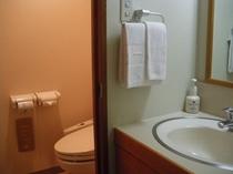 【西館】風呂無しシングル洗面台◆広々洗面台