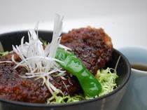 ◆ソースカツ丼◆
