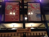 こんぴら歌舞伎絵看板